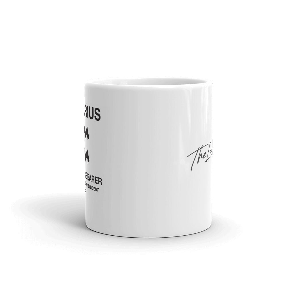 Aquarius - Mug by The Laundry Room