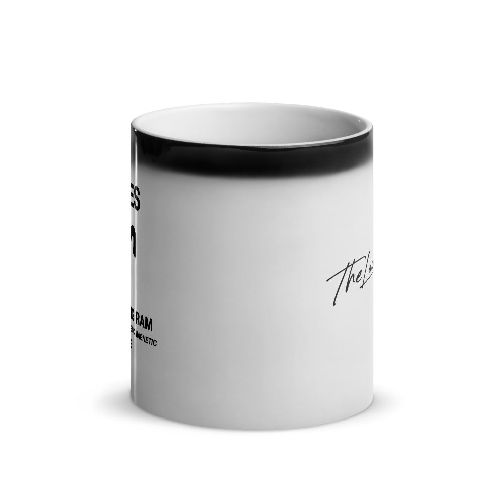 Aries - Heat Changing Magic Mug by The Laundry Room