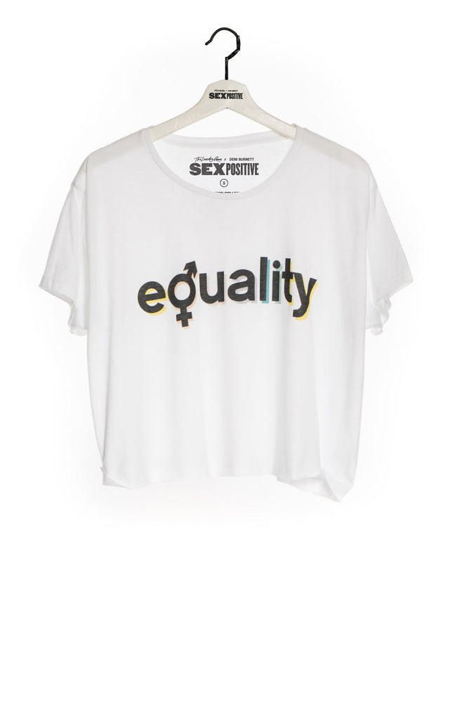 Equality Classic Crop by The Laundry Room