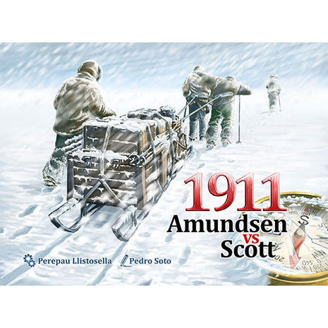 1911. Amundsen vs. Scott