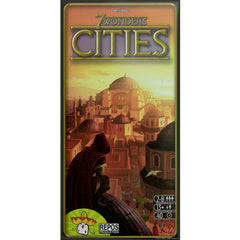 7 Wonders. Cities