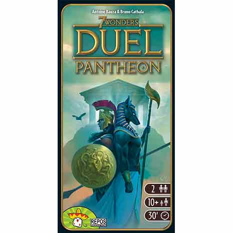 7 Wonders Duel. Pantheon