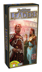 7 Wonders. Leaders