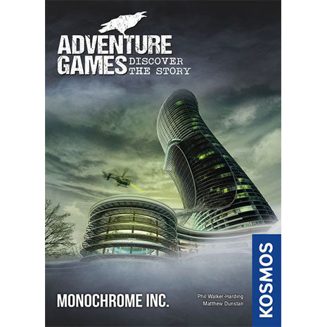 Adventure Games. Monocromo S.A.