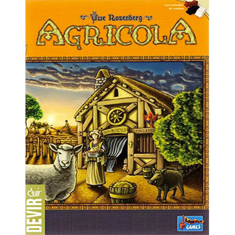 Agricola. Revised Edition (Inglés)
