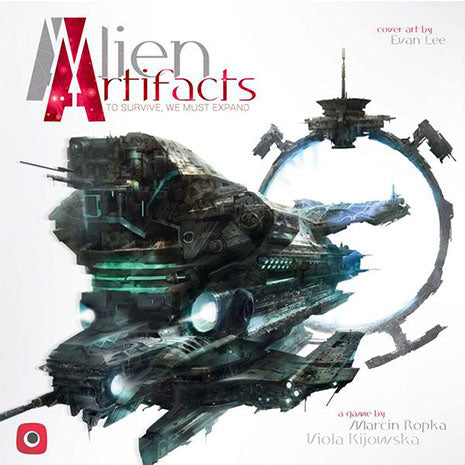 Alien Artifacts (Inglés)