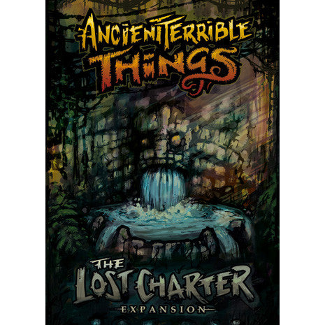 Ancient Terrible Things: The Lost Chapter