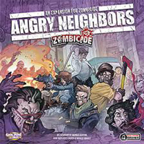 Zombicide. Angry Neighbors