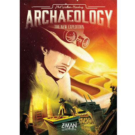 Archaeology. The New Expedition
