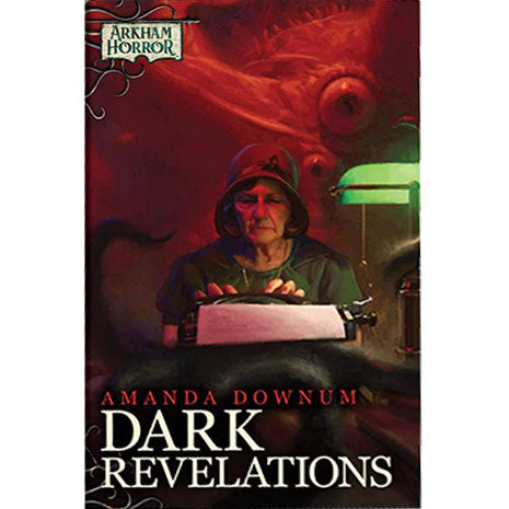 Dark Revelations. Arkham Horror (Inglés)