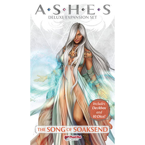 Ashes. The Song of Soaksend (Inglés)