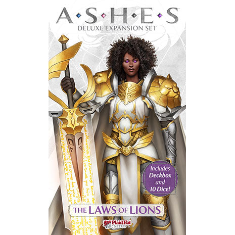 Ashes. The Laws of Lions (Inglés)