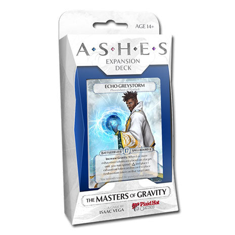 Ashes. The Masters of Gravity (Inglés)