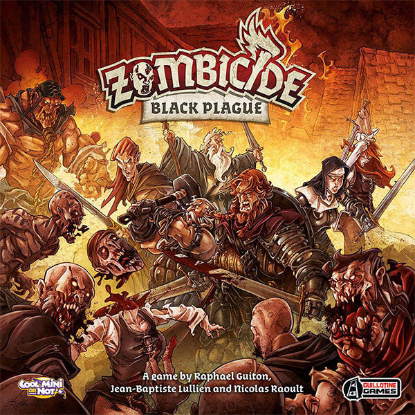 Zombicide. Black Plague