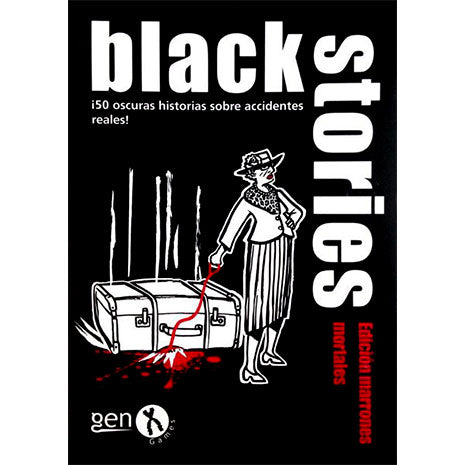 Black Stories. Marrones Mortales