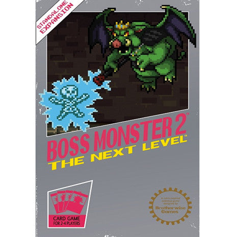 Boss Monster 2. The Next Level