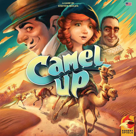 Camel Up. Second Edition (Inglés)