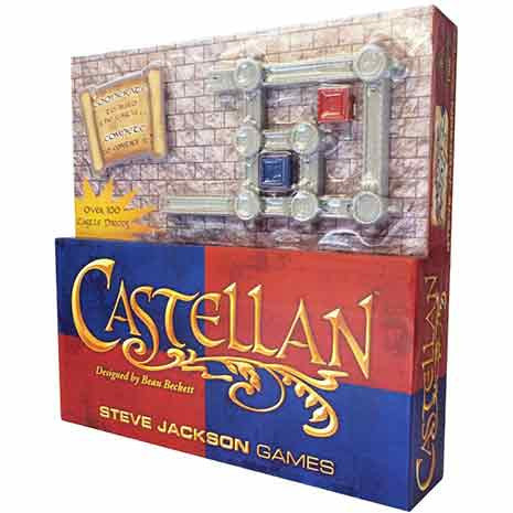 Castellan. Red & Blue Edition