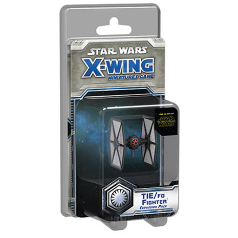 Star Wars X-Wing. Caza TIE/FO