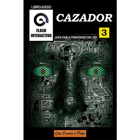 Cazador. Flash Interactivo