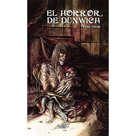 El Horror de Dunwich. Choose Cthulhu (Luxury)
