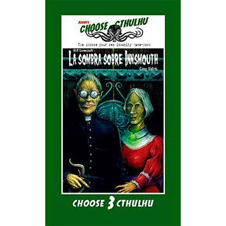 La Sombra sobre Innsmouth. Choose Cthulhu (Vintage)