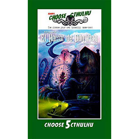 El Horror de Dunwich. Choose Cthulhu (Vintage)
