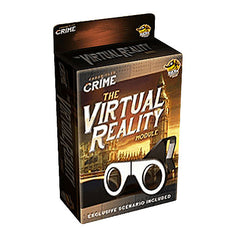 Crónicas del Crimen. Kit Realidad Virtual