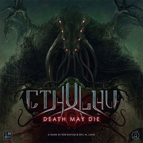 Cthulhu. Death May Die
