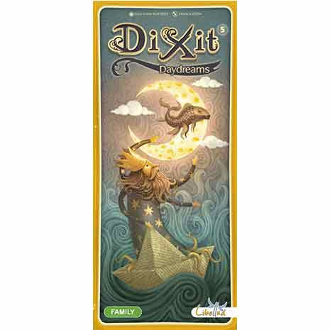 Dixit 5. Daydreams