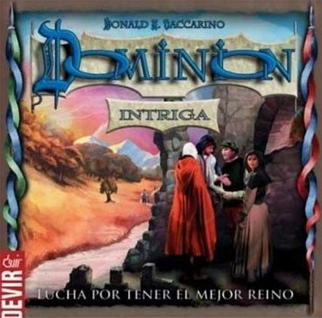 Dominion. Intriga