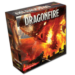 Dragonfire (Inglés)