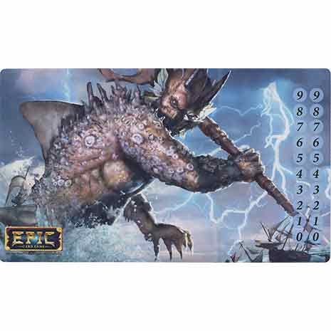Epic Sea Titan Playmat