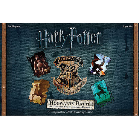 Harry Potter: Hogwarts Battle. The Monster Box of Monsters Expansion