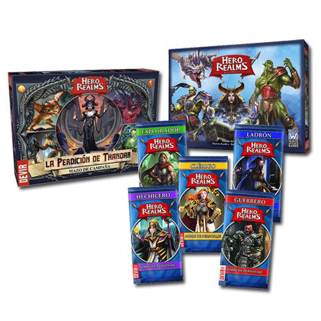 Hero Realms + Set Character Pack