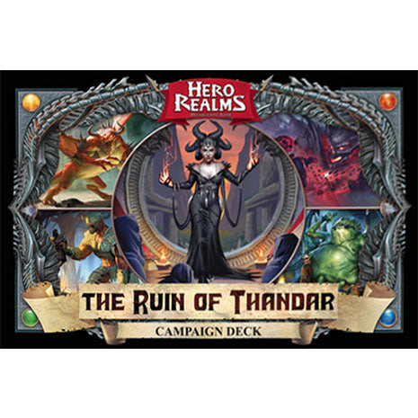 Hero Realms. La Perdición de Thandar
