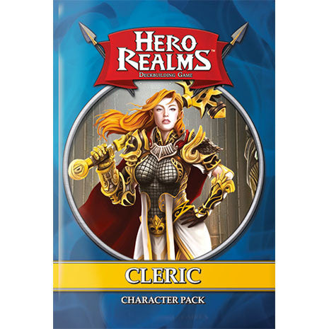 Hero Realms Character Pack. Cleric
