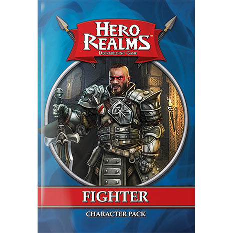 Hero Realms Character Pack. Fighter
