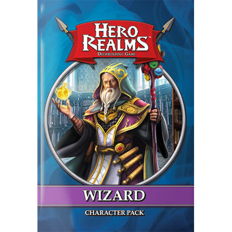 Hero Realms Character Pack. Wizard