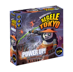 King of Tokyo. Power Up!