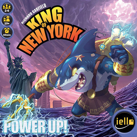 King of New York. Power Up!