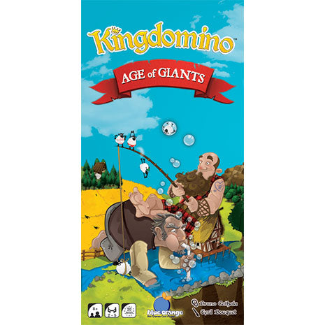 Kingdomino. Age of Giants