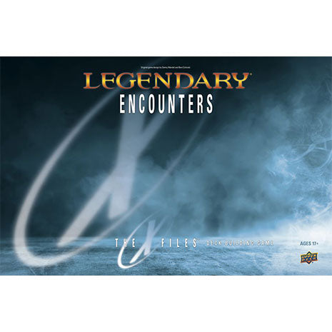 Legendary Encounters. X-Files (Inglés)