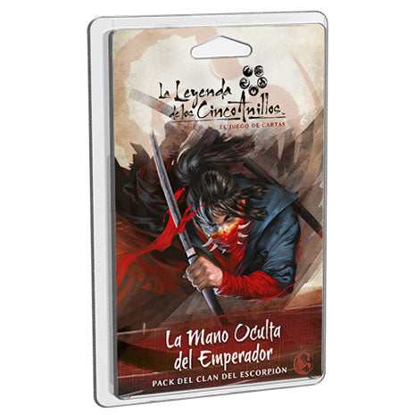 Underhand of the Emperor. Legend of the Five Rings. The Card Game (Inglés)