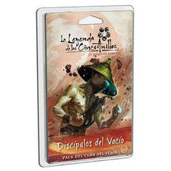 Disciples of the Void. Legend of the Five Rings. The Card Game (Inglés)