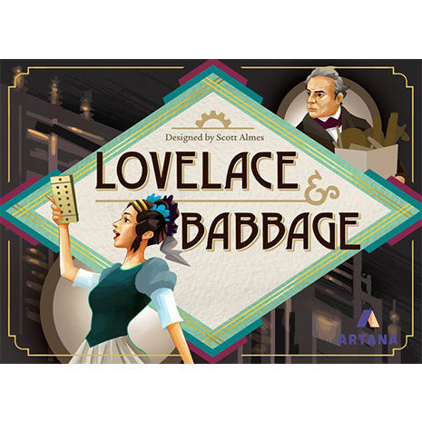 Lovelace & Babbage (Inglés)