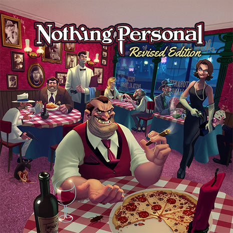Nothing Personal. Revised Edition (Inglés)