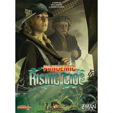 Pandemic. Rising Tide