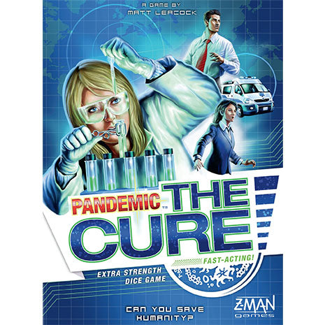 Pandemic. The Cure