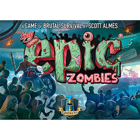 Tiny Epic Zombies (Inglés)
